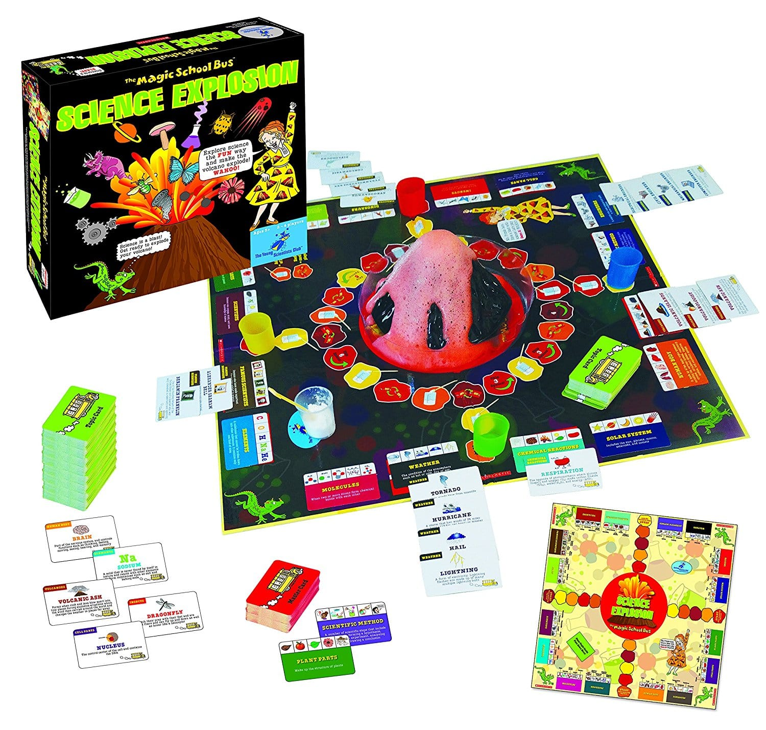 fun science games for children