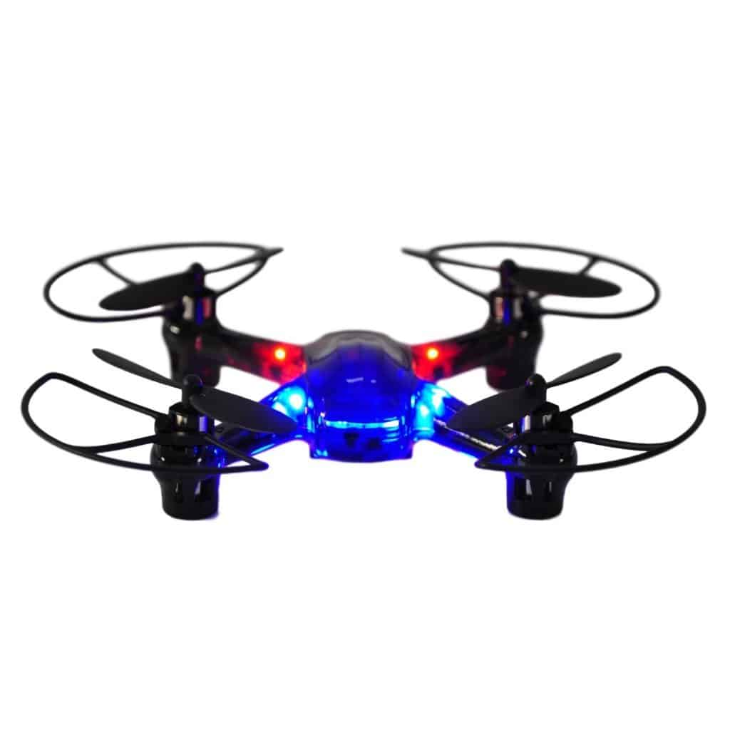 fun indoor micro quadcopter