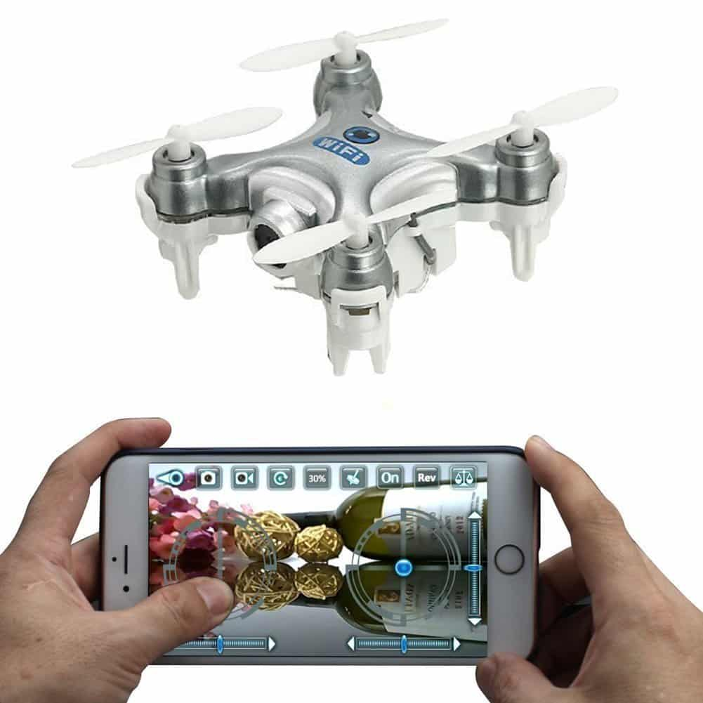 indoor micro quadcopter